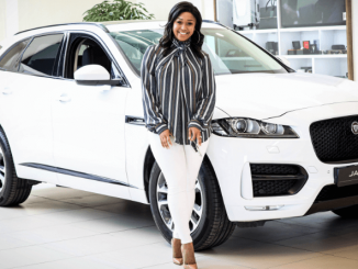 Car Choice,Minnie Dlamini,jaguar,